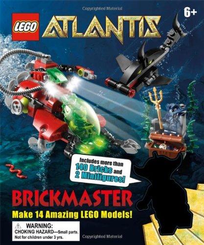 LEGO Atlantis Brickmaster: DK Publishing