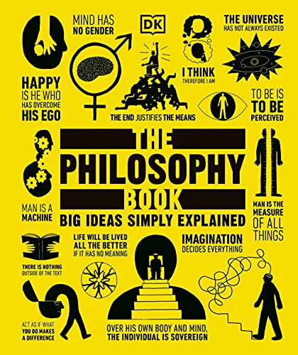 9780756668617: The Philosophy Book: Big Ideas Simply Explained