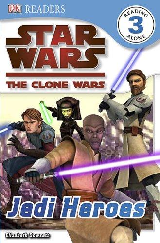 9780756668778: DK Readers L3: Star Wars: The Clone Wars: Jedi Heroes