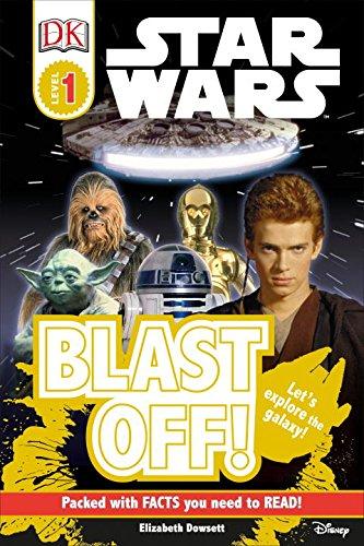 DK Readers L0: Star Wars: Blast Off!: DK Publishing