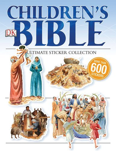 9780756668877: Ultimate Sticker Collection: Children's Bible (ULTIMATE STICKER COLLECTIONS)