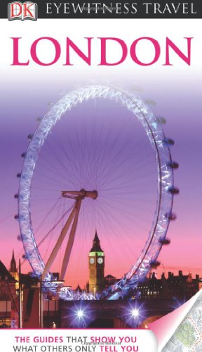 9780756669171: London (EYEWITNESS TRAVEL GUIDE)