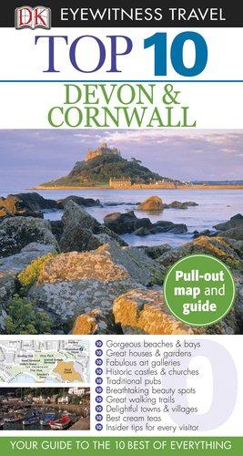 Top 10 Devon and Cornwall (EYEWITNESS TOP 10 TRAVEL GUIDE): Andrews, Robert