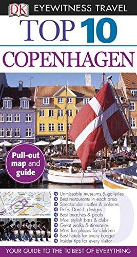 9780756669645: Top 10 Copenhagen (DK Eyewitness Top 10 Travel Guides)