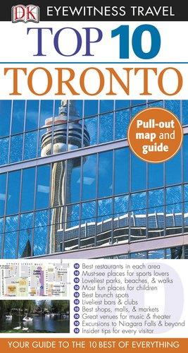 9780756670092: Top 10 Toronto (Eyewitness Top 10 Travel Guides)