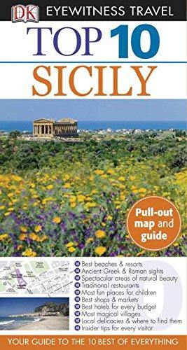 9780756670436: Top 10 Sicily (Eyewitness Top 10 Travel Guide)