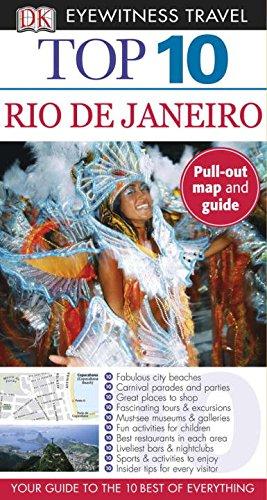 Top 10 Rio de Janeiro (Eyewitness Top 10 Travel Guide) (0756670535) by DK