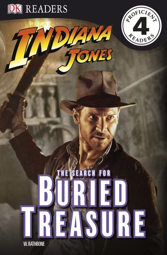 9780756671372: Indiana Jones: The Search for Buried Treasure (DK READERS)