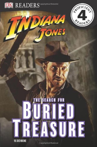 9780756671389: DK Readers L4: Indiana Jones: The Search for Buried Treasure