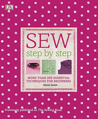 9780756671648: Sew Step by Step