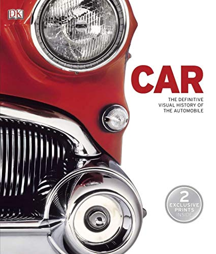 9780756671679: Car: The Definitive Visual History of the Automobile