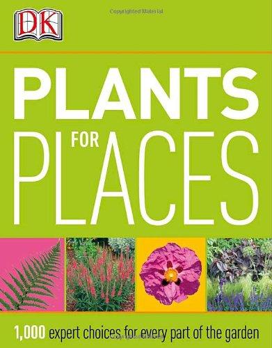 Plants for Places: DK Publishing