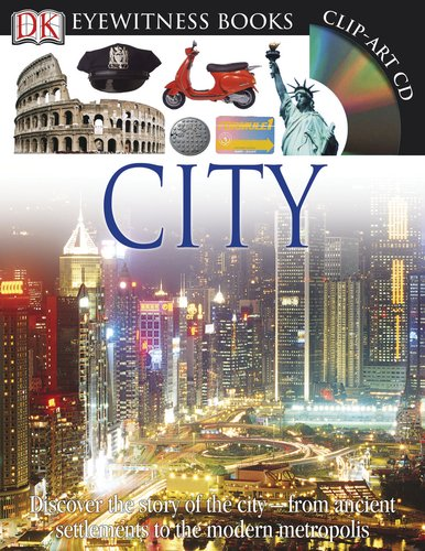 9780756672072: Eyewitness City (DK Eyewitness Books)