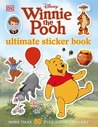 9780756672126: Ultimate Sticker Book: Winnie the Pooh (Ultimate Sticker Books)