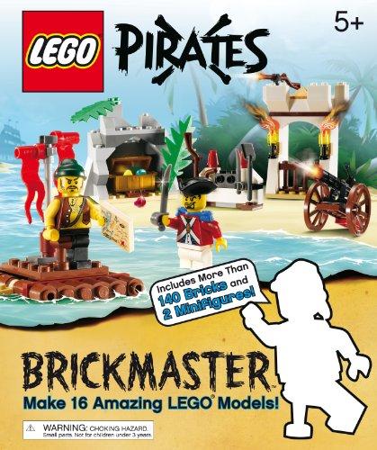 9780756672805: Pirates [With More Than 140 Bricks, 2 Minifigures] (Lego Brickmaster)