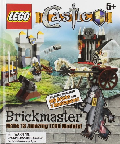 9780756672812: Castle [With More Than 140 Bricks, 2 Minifigures] (Lego Brickmaster)
