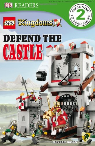 9780756677046: DK Readers L2: LEGO Kingdoms: Defend the Castle