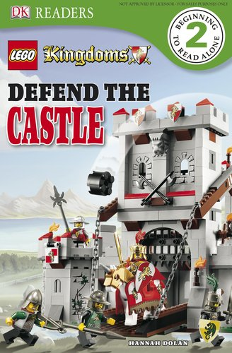 9780756677053: DK Readers L2: LEGO Kingdoms: Defend the Castle
