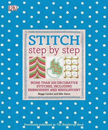 Stitch Step by Step: Maggi M. Gordon,