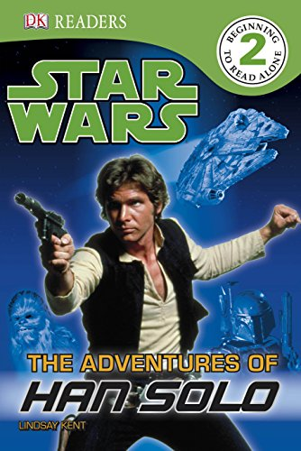9780756682521: DK Readers L2: Star Wars: The Adventures of Han Solo