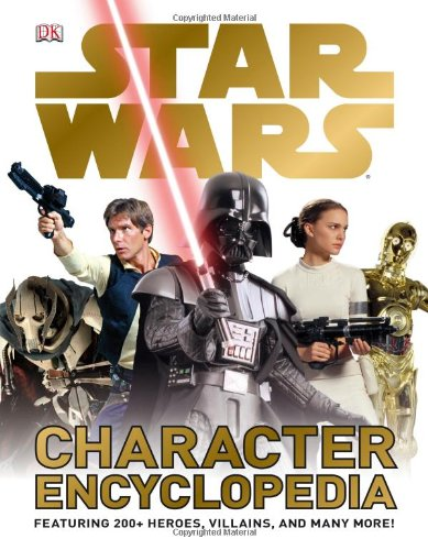 9780756682538: Star Wars Character Encyclopedia