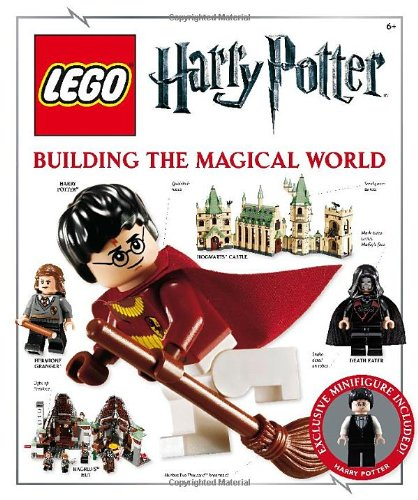 9780756682576: Lego Harry Potter: Building the Magical World [With Lego Figurine]