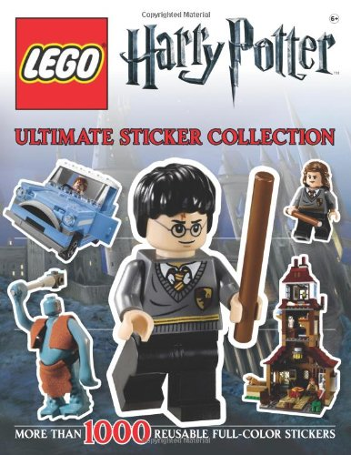 Ultimate Sticker Collection: LEGO Harry Potter (ULTIMATE STICKER COLLECTIONS): DK Publishing