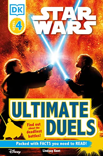 9780756682637: DK Readers L4: Star Wars: Ultimate Duels