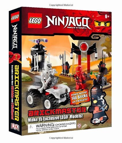 9780756682767: LEGO NINJAGO Brickmaster (Lego Brickmaster)