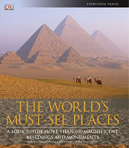 The World's Must-See Places (Hardcover): DK Publishing