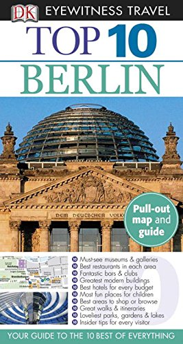 9780756684518: Top 10 Berlin [With Pull-Out Map] (Dk Eyewitness Top 10 Travel Guides. Berlin)