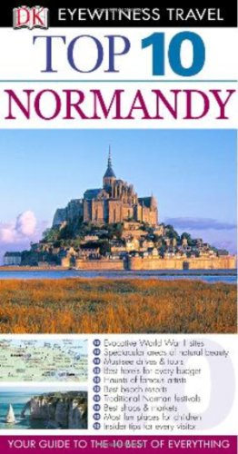 9780756685379: Top 10 Normandy (Eyewitness Travel Guide)