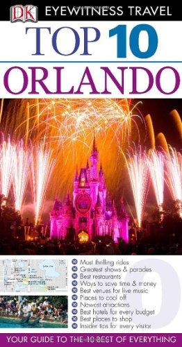 Top 10 Orlando (Eyewitness Top 10 Travel Guide): Richard Grula