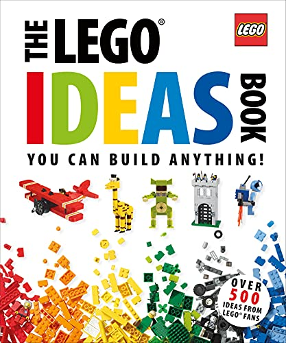 9780756686062: The Lego Ideas Book: Unlock Your Imagination