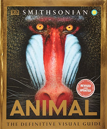 Animal: The Definitive Visual Guide (Hardback): DK