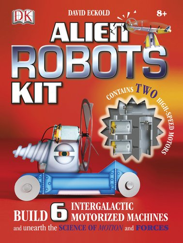 Alien Robots Kit: Eckold, David