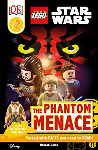 Lego Star Wars Episode I Phantom Menace (dk Readers)