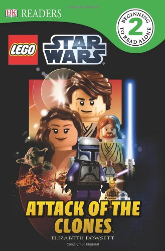 9780756686949: Attack of the Clones (DK Readers, Level 2 / Lego Starwars)