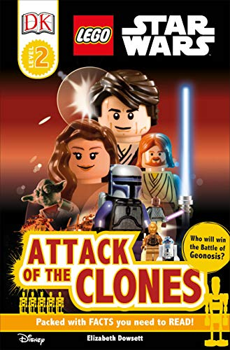 9780756686956: DK Readers L2: Lego Star Wars: Attack of the Clones (DK Readers, Level 2)