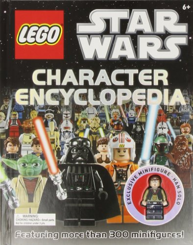 9780756686970: Lego Star Wars Character Encyclopedia [With Lego Han Solo Minifigure]