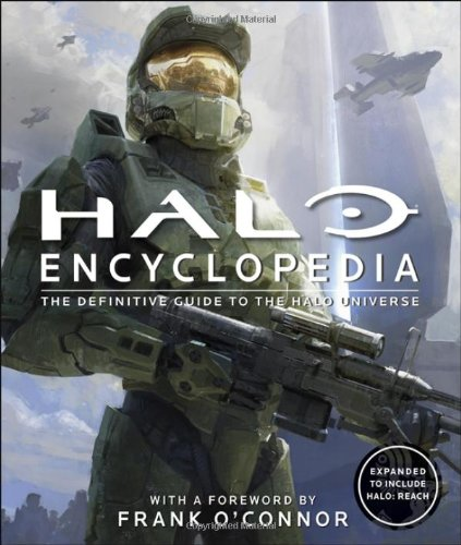 9780756688691: Halo Encyclopedia: The Definitive Guide to the Halo Universe