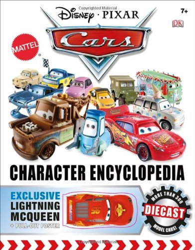 9780756688707: Disney Pixar Cars: Character Encyclopedia