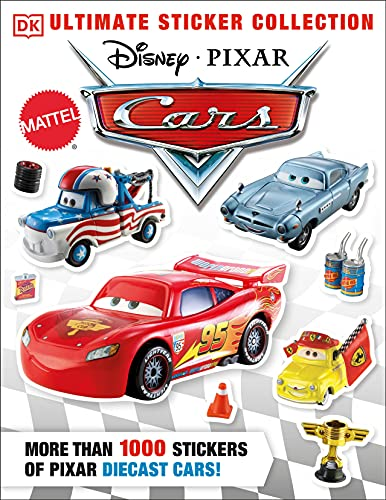 9780756688714: Ultimate Sticker Collection: Disney Pixar Cars (Ultimate Sticker Collections)