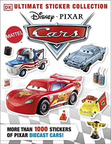 9780756688714: Ultimate Sticker Collection: Disney Pixar Cars (Ultimate Sticker Collections)