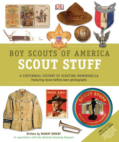 9780756688738: Boy Scouts of America Scout Stuff: A Unique Collection of Memorabilia