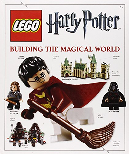 9780756688875: LEGO Harry Potter: Building the Magical World Library Edition