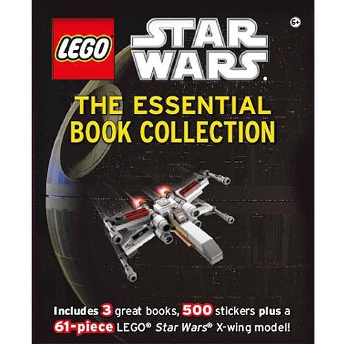 9780756689506: LEGO Star Wars The Essential Book Collection Includes 61 piece Lego Star Wars X-wing