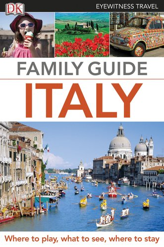 9780756689599: Family Guide Italy (Eyewitness Travel Family Guide)