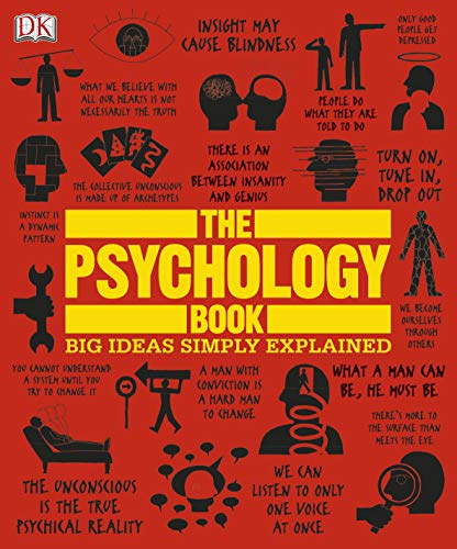 9780756689704: The Psychology Book (Big Ideas Simply Explained)