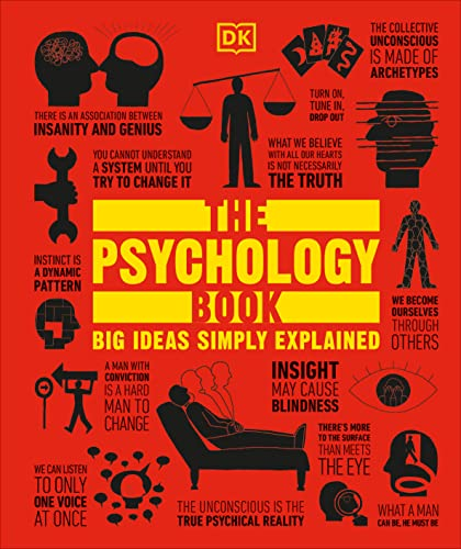 9780756689704: The Psychology Book: Big Ideas Simply Explained